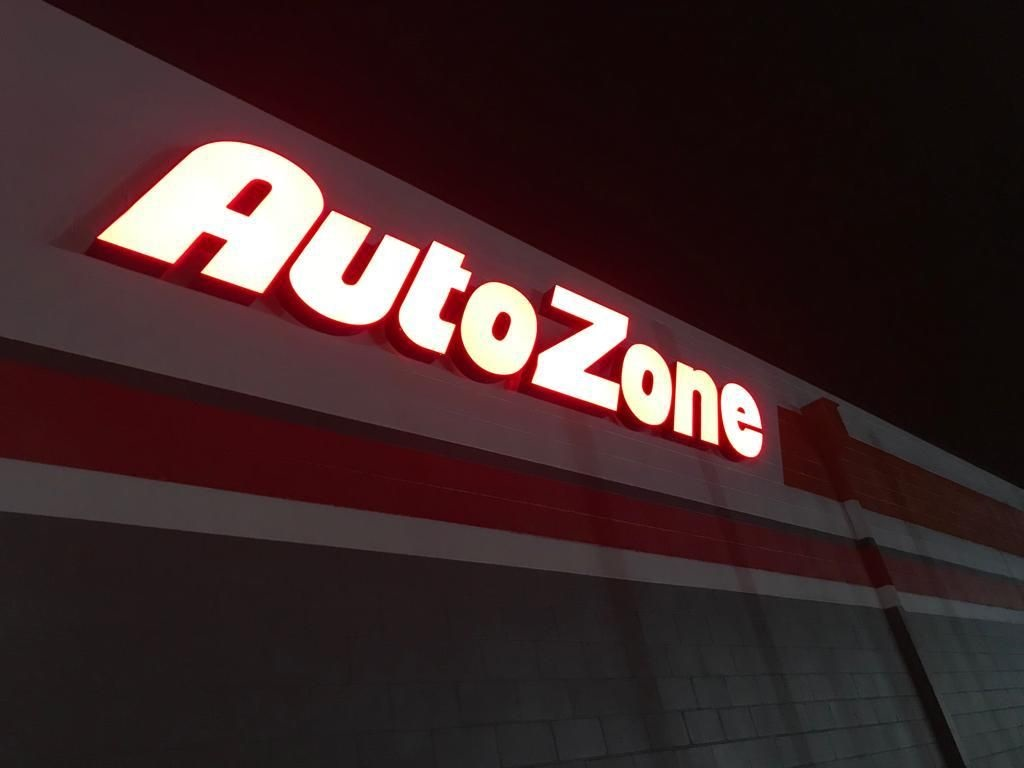 Auto Zone Led Light Night