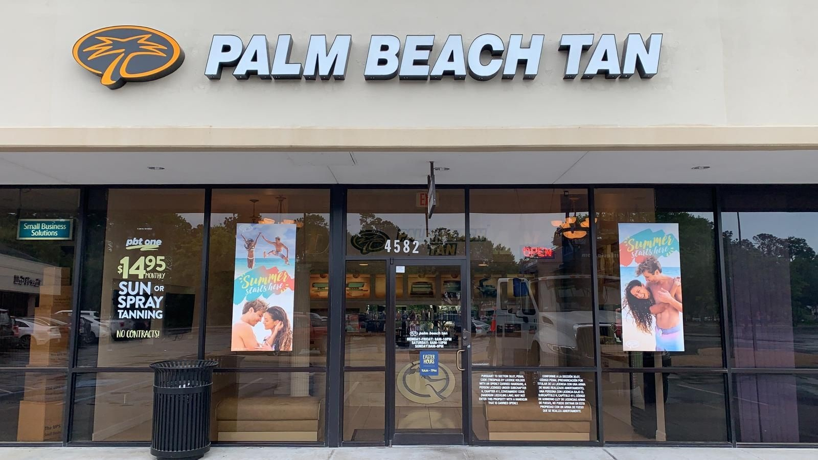 Palm Beach tan 17