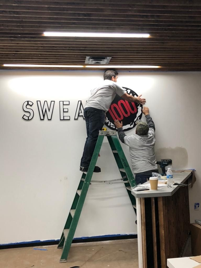 Sweat 1000 Building 2